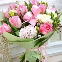 Как удивить девушку на расстоянии - цветы и букеты на roza.od.ua
