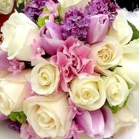 What flowers to give to partners - flowers and bouquets on roza.od.ua