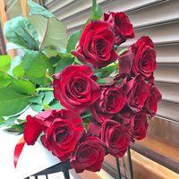 Букет із 11 троянд - Фото 8