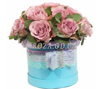 """Memorial Lane in a Box"" in the online flower shop roza.od.ua"