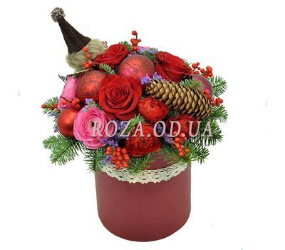 """Bouquet Festive mood"" in the online flower shop roza.od.ua"