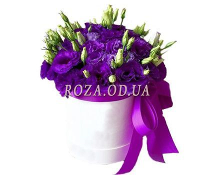 """Eustoms in the box"" in the online flower shop roza.od.ua"