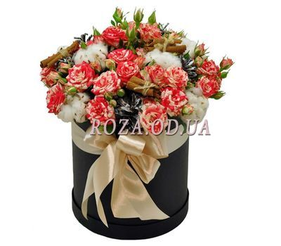 """Composition The New Year Miracle"" in the online flower shop roza.od.ua"