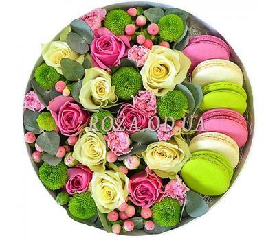 """Melody of love"" in the online flower shop roza.od.ua"