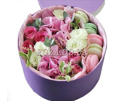 """Tenderness"" in the online flower shop roza.od.ua"