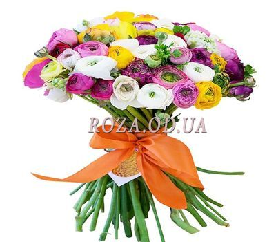 """""""Огромный букет с ранункулюсов"""" в интернет-магазине цветов roza.od.ua"""