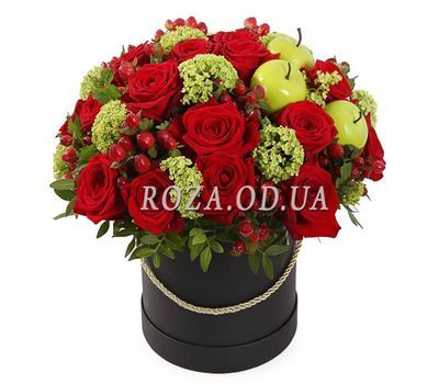 """Fruit bouquet to the man"" in the online flower shop roza.od.ua"