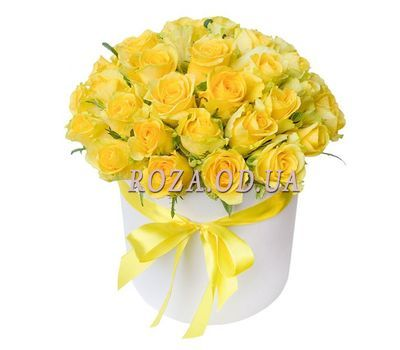 """Burning bouquet"" in the online flower shop roza.od.ua"