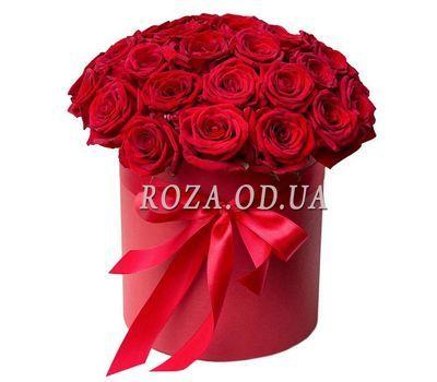 """Fire of Desire"" in the online flower shop roza.od.ua"