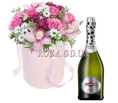 """""""Приятный вечер"""" в интернет-магазине цветов roza.od.ua"""