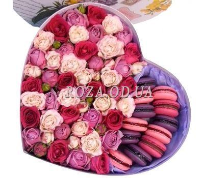 """Розовое утро"" в интернет-магазине цветов roza.od.ua"