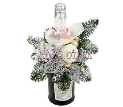"""Asti Martini Champagne"" in the online flower shop roza.od.ua"