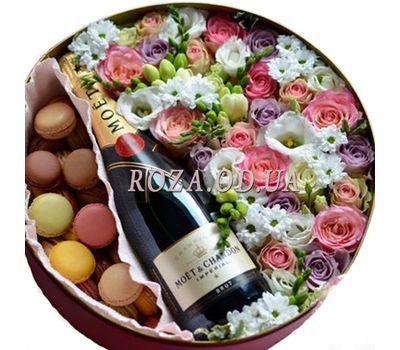 """Sweet night"" in the online flower shop roza.od.ua"