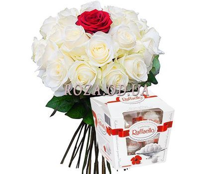 """Being with you"" in the online flower shop roza.od.ua"
