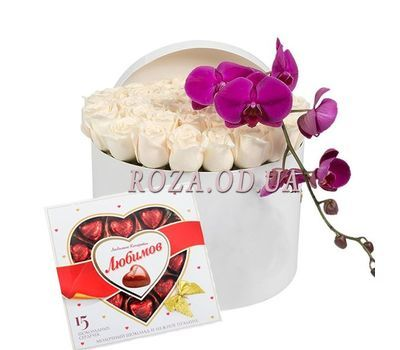 """Assorted flowers"" in the online flower shop roza.od.ua"