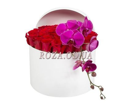 """Flower gift"" in the online flower shop roza.od.ua"