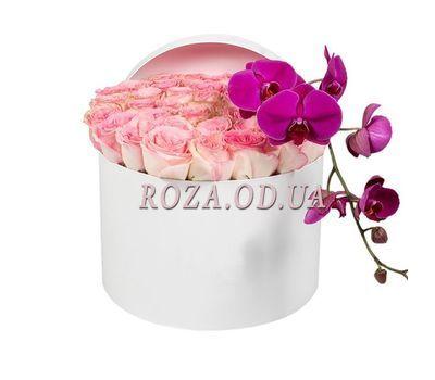 """""""Французские тайны"""" в интернет-магазине цветов roza.od.ua"""