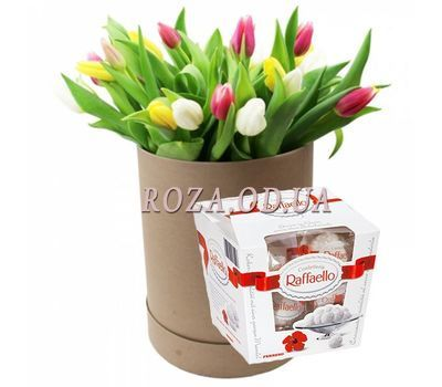 """Hit of spring"" in the online flower shop roza.od.ua"