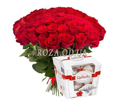 """""""Hit the winter"""" in the online flower shop roza.od.ua"""