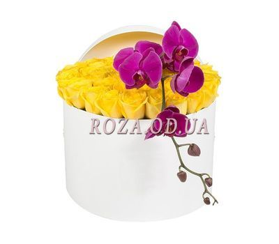 """Italian courtyard"" in the online flower shop roza.od.ua"