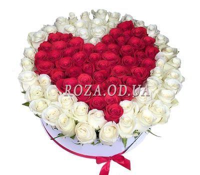 """""""Лучший подарок"""" в интернет-магазине цветов roza.od.ua"""