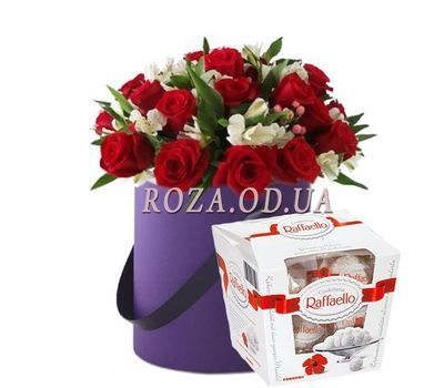 """Sweetheart"" in the online flower shop roza.od.ua"