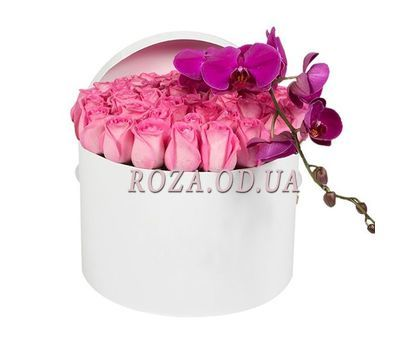 """""""Incredible gift"""" in the online flower shop roza.od.ua"""