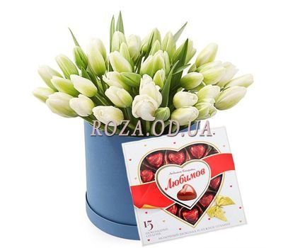 """The Heart of a Romantic Woman"" in the online flower shop roza.od.ua"