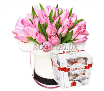 """""""Spring Gift"""" in the online flower shop roza.od.ua"""