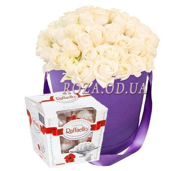 """""""The Airy Kiss"""" in the online flower shop roza.od.ua"""