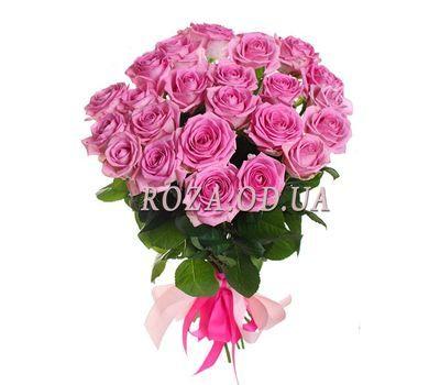 """""""25 розовых роз"""" в интернет-магазине цветов roza.od.ua"""