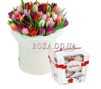 """""""Для любимой"""" в интернет-магазине цветов roza.od.ua"""