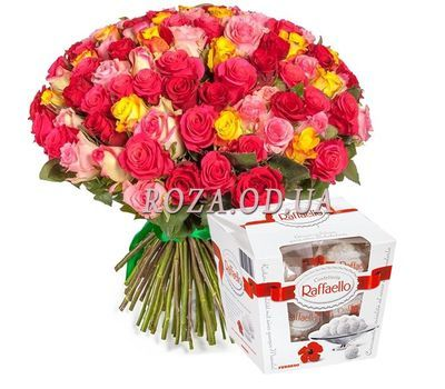 """Royal gift"" in the online flower shop roza.od.ua"