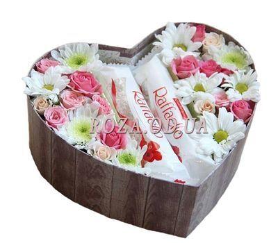 """Summer Romance"" in the online flower shop roza.od.ua"
