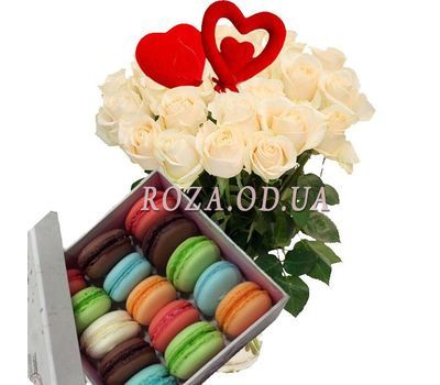 """""""Nice gift"""" in the online flower shop roza.od.ua"""