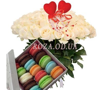 """""""My one and only"""" in the online flower shop roza.od.ua"""