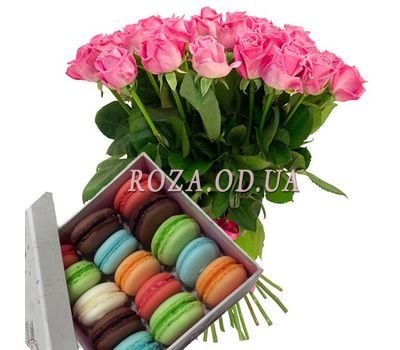 """The Pink Dream"" in the online flower shop roza.od.ua"