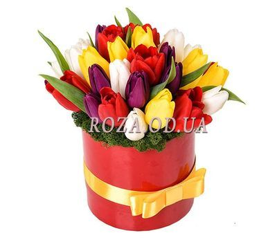 """Spring Mix"" in the online flower shop roza.od.ua"