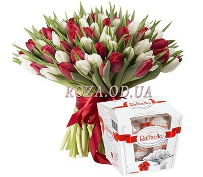 """Explosion of emotions"" in the online flower shop roza.od.ua"