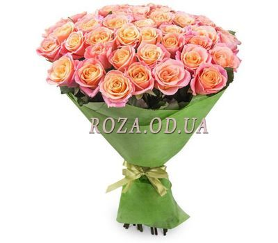 """51 peachy rose"" in the online flower shop roza.od.ua"