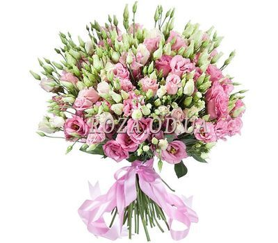 """Large bouquet of natural flowers"" in the online flower shop roza.od.ua"