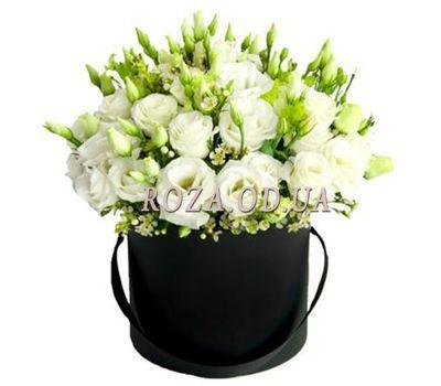 """""""Букет эустом в коробке"""" в интернет-магазине цветов roza.od.ua"""