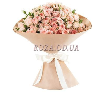 """Bouquet of 29 bush roses"" in the online flower shop roza.od.ua"