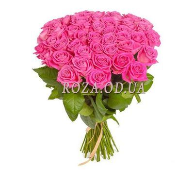 """Bouquet of 29 pink roses"" in the online flower shop roza.od.ua"
