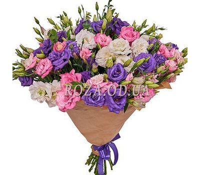 """Bouquet of wishes"" in the online flower shop roza.od.ua"