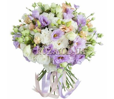 """Romantic bouquet"" in the online flower shop roza.od.ua"