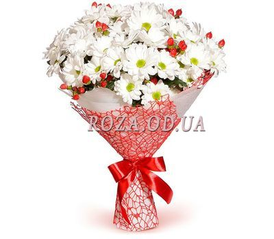 """Chamomile morning"" in the online flower shop roza.od.ua"