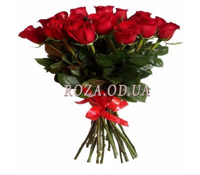 """15 import roses"" in the online flower shop roza.od.ua"