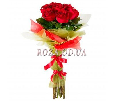"""9 import roses"" in the online flower shop roza.od.ua"
