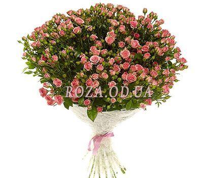"""""""Букет из 51 кустовой розы"""" в интернет-магазине цветов roza.od.ua"""